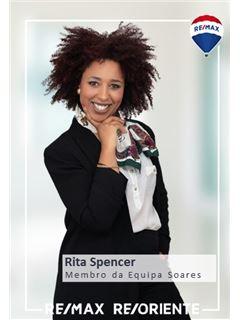Rita Spencer - Membro de Equipa Soares - RE/MAX - ReOriente