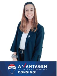 Office Staff - Sara Grilo - RE/MAX - Vantagem Park