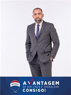 Kontorsägare & Aukt. Fastighetsmäklare - Bruno Jorge - RE/MAX - Vantagem Real