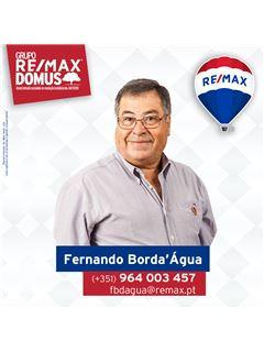 Fernando Borda d Água - RE/MAX - Domus