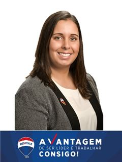 Office Staff - Rita Real - RE/MAX - Vantagem