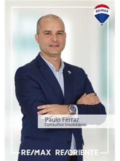Paulo Ferraz de Carvalho - RE/MAX - ReOriente