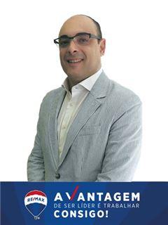 António Silva - Diretor Regional - RE/MAX - Vantagem Tagus