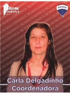 Office Staff - Carla Delgadinho - Coordenadora de Agência - RE/MAX - Dinâmica