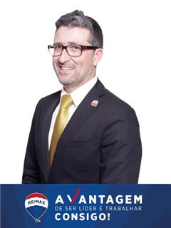 Jorge Marques - RE/MAX - Vantagem Central