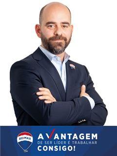 José Filipe Pereira - RE/MAX - Vantagem Gaya
