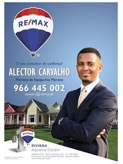 Alector Carvalho - Membro de Equipa Ana Moreno - RE/MAX - Riviera