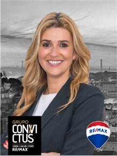 Patricia Alves Martins - Membro de Equipa João Branquinho - RE/MAX - ConviCtus