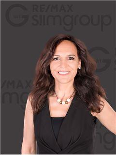 Responsável de Qualidade - Cláudia Pinto - RE/MAX - Lumiar