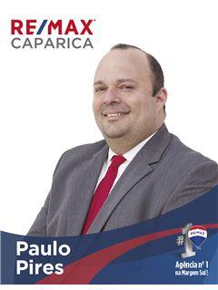 Paulo Pires - Chefe de Equipa Paulo Pires - RE/MAX - Caparica