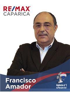 Francisco Amador - Membro de Equipa Luís Pereira - RE/MAX - Caparica