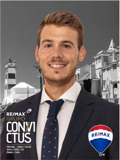 Broker/Owner - André Faísca - RE/MAX - Convictus II
