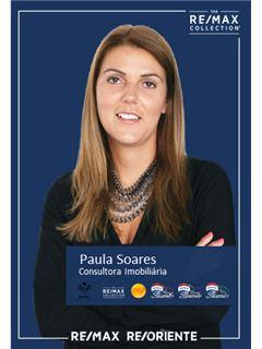 Paula Soares - RE/MAX - ReOriente
