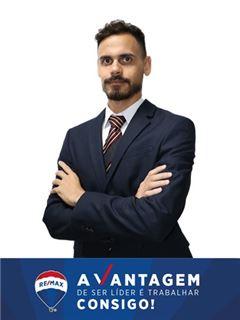 Fábio Queiroz - Membro de Equipa Miguel Costa - RE/MAX - Vantagem Central