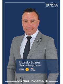 Ricardo Soares - Chefe de Equipa Soares - RE/MAX - ReOriente