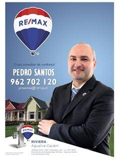 Pedro Santos - RE/MAX - Riviera