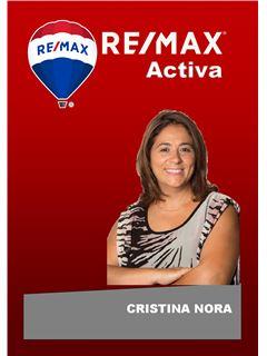 Cristina Nora - RE/MAX - Activa