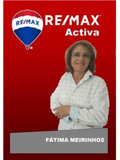 Fátima Meirinhos - RE/MAX - Activa