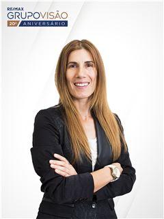 Cristina Carvalho - Chefe de Equipa Cristina Carvalho - RE/MAX - Investe