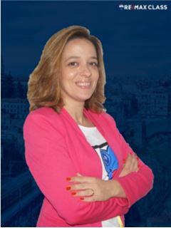 Office Staff - Patrícia Alves - RE/MAX - Class