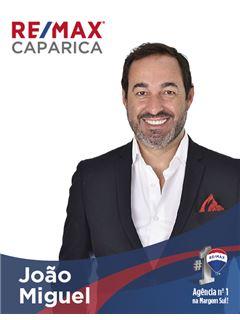 João Miguel - RE/MAX - Caparica