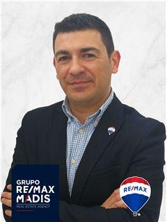 Pedro Ferrador - RE/MAX - Madis