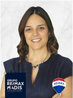Broker/Owner - Ana Isabel Máximo - RE/MAX - Madis