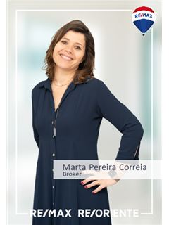 Broker/Owner - Marta Pereira - RE/MAX - ReOriente