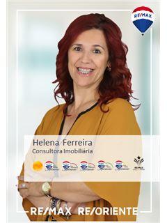 Helena Ferreira - RE/MAX - ReOriente