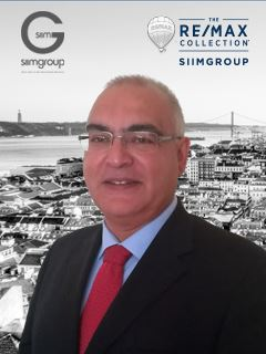 Carlos Rêgo - RE/MAX Collection - Siimgroup