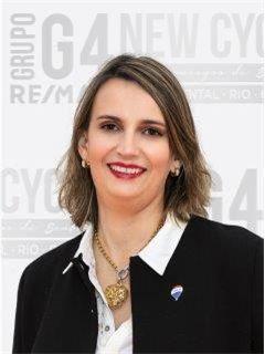 Paula Barata - Membro de Equipa Tiago Cerejo - RE/MAX - G4 New Cycle