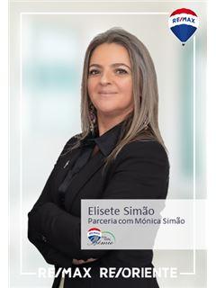 Elisete Simão - Parceria Mónica Simão e Elisete Simão - RE/MAX - ReOriente