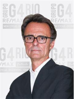 Miguel Matos - Chefe de Equipa Miguel Matos - RE/MAX - G4 Rio