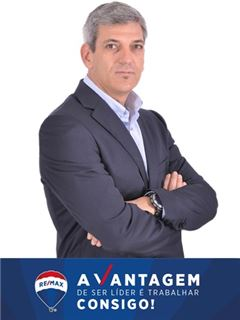 Alírio Cardoso - RE/MAX - Vantagem Gaya