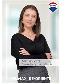 Marisa Costa - Parceria com António Neves - RE/MAX - ReOriente