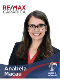 Anabela Macau - RE/MAX - Caparica