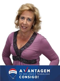 Isabel Paula - RE/MAX - Vantagem Central