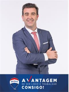 Broker/Owner - Diogo Severino - RE/MAX - Vantagem Park