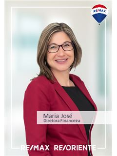 Financial Advisor - Maria José Olival - RE/MAX - ReOriente