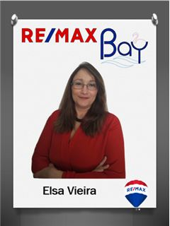 Office Staff - Elsa Vieira - RE/MAX - Bay