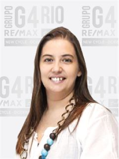 Financial Advisor - Sofia Quaresma - RE/MAX - G4 Rio