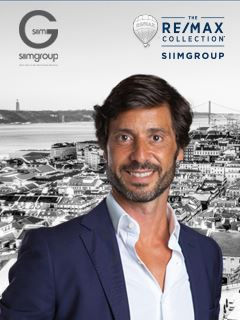 Directeur d'agence - Eurico Soromenho - RE/MAX Collection - Siimgroup