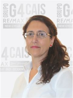 Office Staff - Cristina Ramalho - RE/MAX - G4 Cais