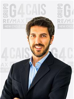 Rúben Figueiredo - Membro de Equipa Ana Cristina Ribeiro - RE/MAX - G4 Cais