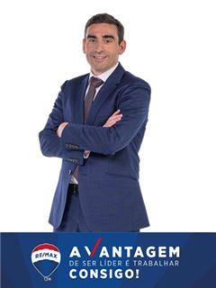 Broker/Owner - Jorge Santos - RE/MAX - Vantagem Lezíria