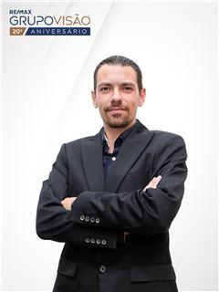 Nelson Silva - Membro de Equipa Ana Garcia - RE/MAX - Visão