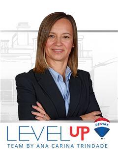 Fernanda Raposo - Membro de Equipa Level Up Team - RE/MAX - Mais