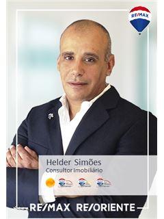 Hélder Simões - RE/MAX - ReOriente