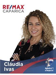 Cláudia Ivas - RE/MAX - Caparica