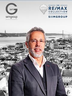 Directeur d'agence - Paulo Caiado - RE/MAX Collection - Siimgroup